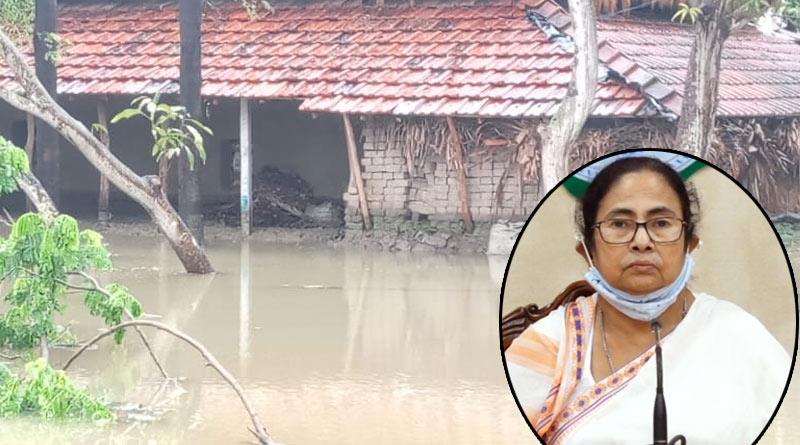 Damage on Yaas: CM Mamata Banerjee assesses damage caused by the disaster |Sangbad Pratidin