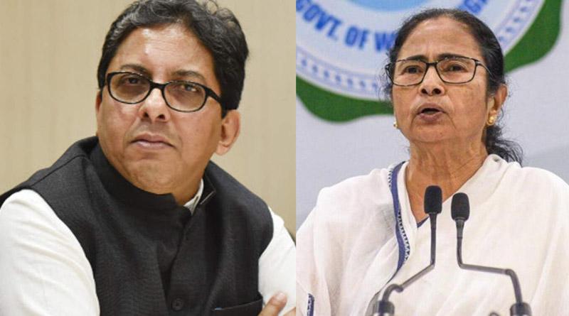 WB CM Mamata Banerjee hits out to centre over transfer of her chief secretory   Sangbad Pratidin
