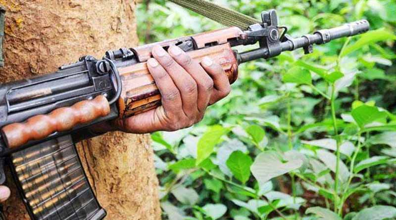 Three people were killed in an exchange of fire between Maoists and security forces in Sukma । Sangbad Pratidin