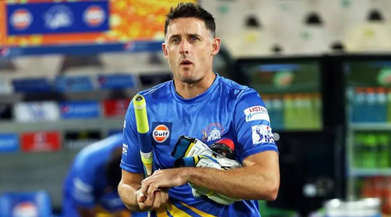 CSK batting coach Michael Hussey tests Corona positive for second time | Sangbad Pratidin