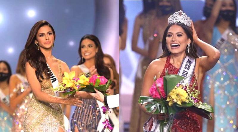 Miss Universe 2021 is Andrea Meza, India's Adline Quadros Castelino made it to top five | Sangbad Pratidin