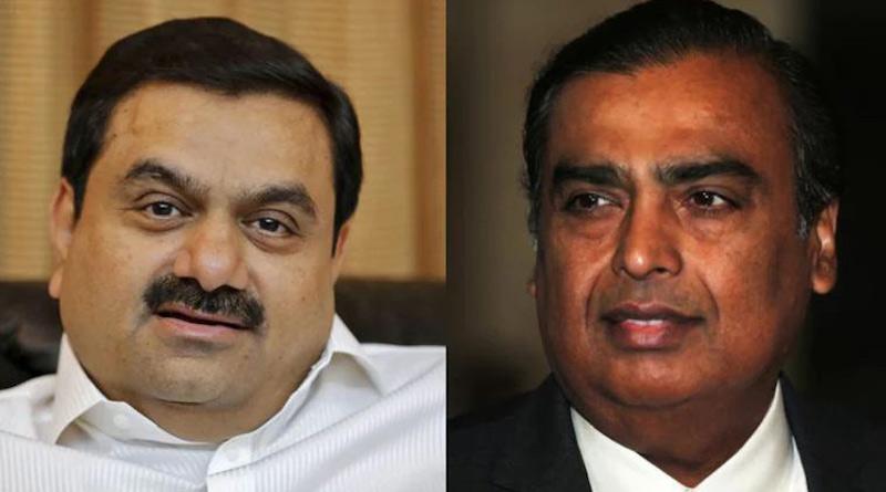 Gautam Adani closes in on net worth of Asia's richest man Mukesh Ambani   Sangbad Pratidin