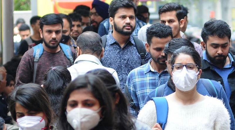 CoronaVirus: 50% people still do not wear a mask, says health ministry   Sangbad Pratidin