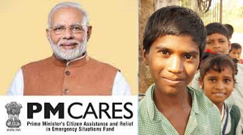 Prime Minister announced all children who have lost both parents due to COVID19 will be supported under 'PM-CARES | Sangbad Pratidin