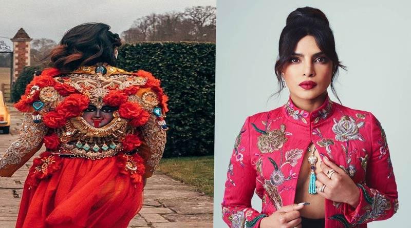 Priyanka Chopra trolled for picture of goddess Kali in her jacket | Sangbad Pratidin