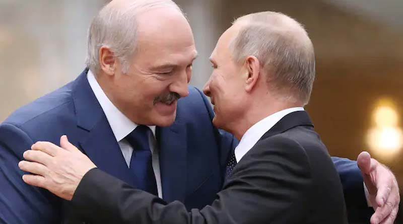 Russia's Putin And Belarus' President To Meet After Plane Diversion Incident | Sangbad Pratidin