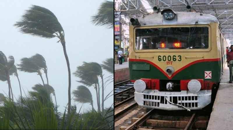 Indian railway takes preparation for upcoming cyclone Yash ।Sangbad Pratidin