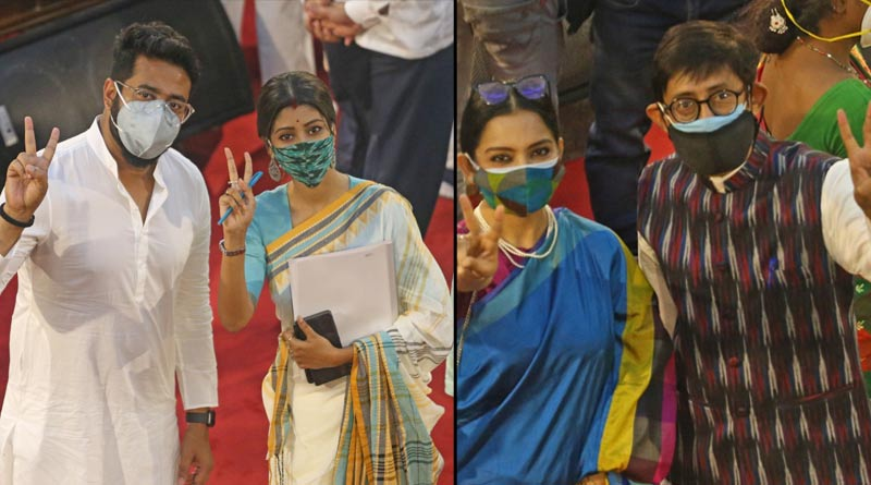 Newly elected MLAs of West Bengal take oath as members of the state assembly | Sangbad Pratidin