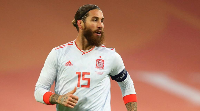 Euro 2021: Sergio Ramos left out of Spain's 24-man squad | Sangbad Pratidin