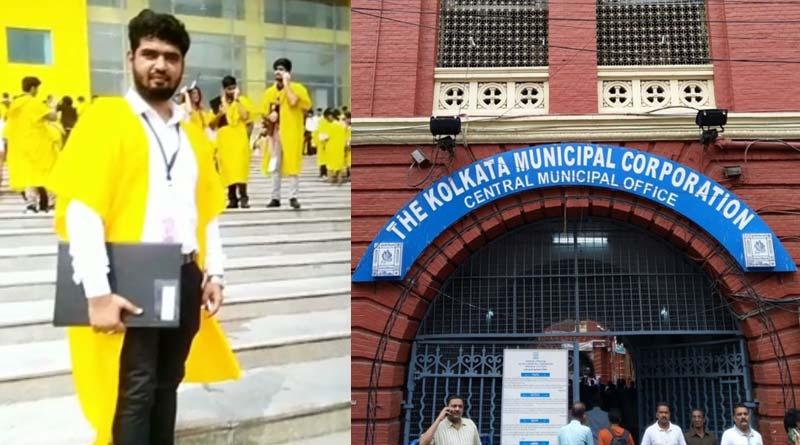 Rishabh Mandal's family says will not accept KMC's financial aid | Sangbad Pratidin