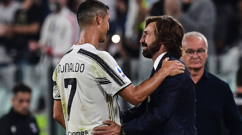 Juventus coach Andrea Pirlo leaves Club after a Single Season   Sangbad Pratidin