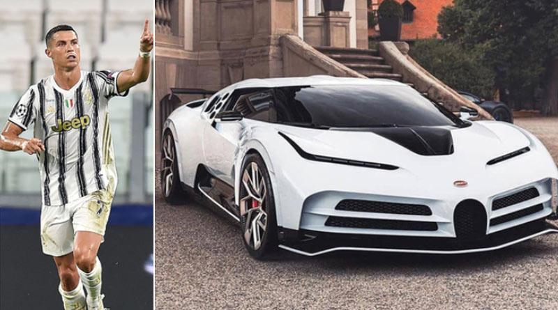 Cristiano Ronaldo Removes Cars From his Garage in Turin Amid Transfer Rumours | Sangbad Pratidin