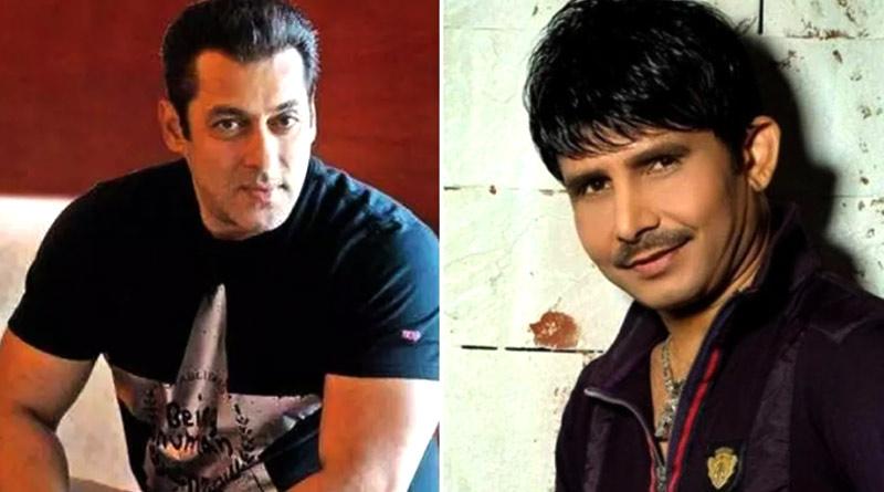 Salman Khan has filed defamation complaint in Mumbai Court against KRK for his Radhe Review | Sangbad Pratidin