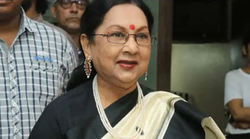 Veteran Bengali actress Sandhya Roy COVID-19 negative | Sangbad Pratidin
