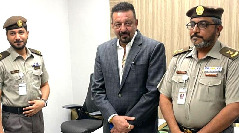 Sanjay Dutt received golden visa for the UAE | Sangbad Pratidin