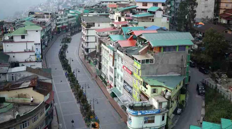 Sikkim to go for week-long total lockdown from Monday, ration shops to be closed | Sangbad Pratidin