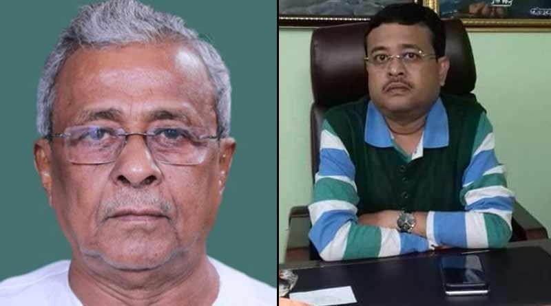 TMC MP Dibyendu Adhikari alleges Bengal government withdrawn his security ।Sangbad Pratidin