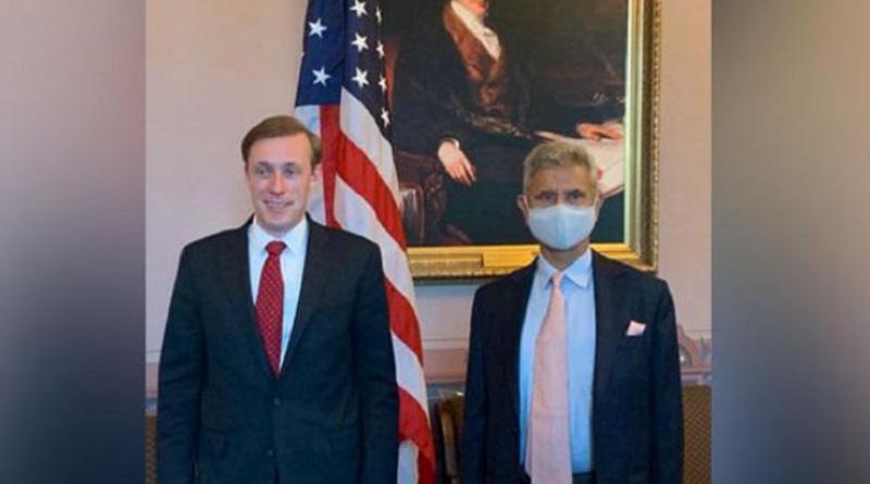 S Jaishankar Meets US Lawmakers, Discusses Quad, Cooperation On Vaccines | Sangbad Pratidin