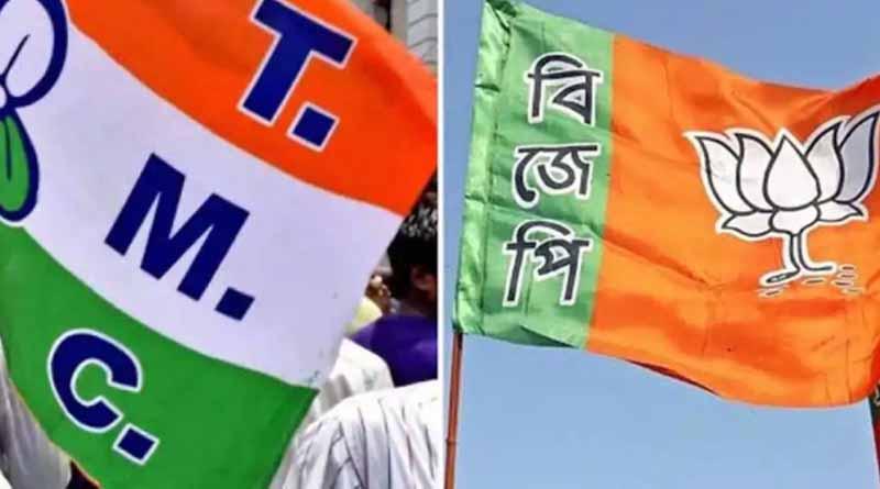 TMC BJP