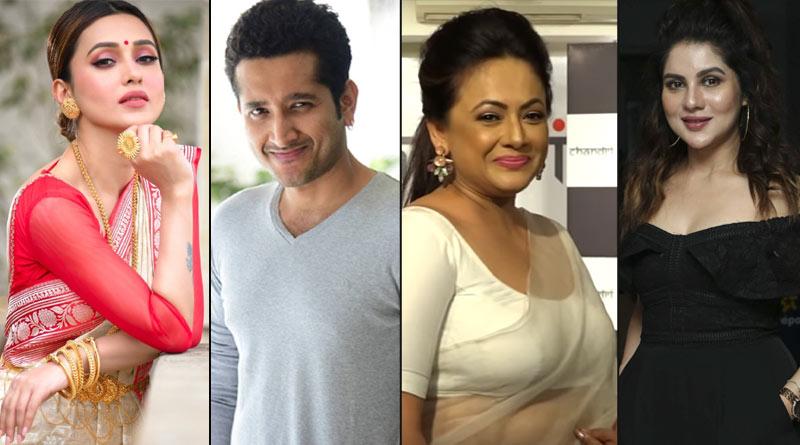 Bengali Celebrities fighting hard against Corona Virus | Sangbad Pratidin