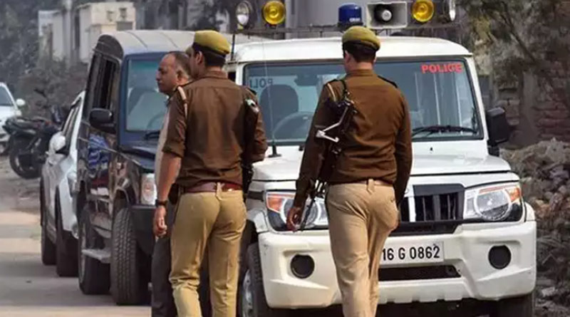 Uttar Pradesh: Cops alleged of nailing man's limbs for not wearing mask; police deny charges   Sangbad Pratidin