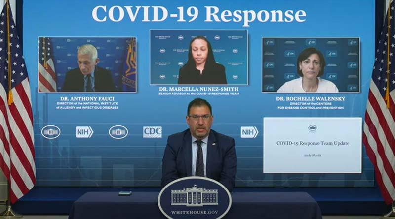 Need transparent process from China on virus origin, says White House Covid adviser   Sangbad Pratidin