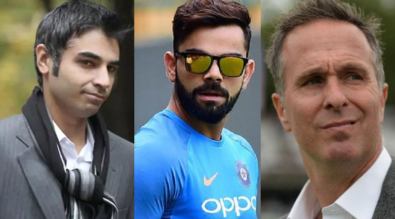 Salman Butt hits back on Michael Vaughan's Kohli-Williamson comparison | Sangbad Pratidin