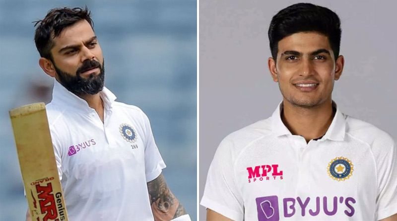 Shubman Gill names one thing he can teach Indian skipper Virat Kohli | Sangbad Pratidin