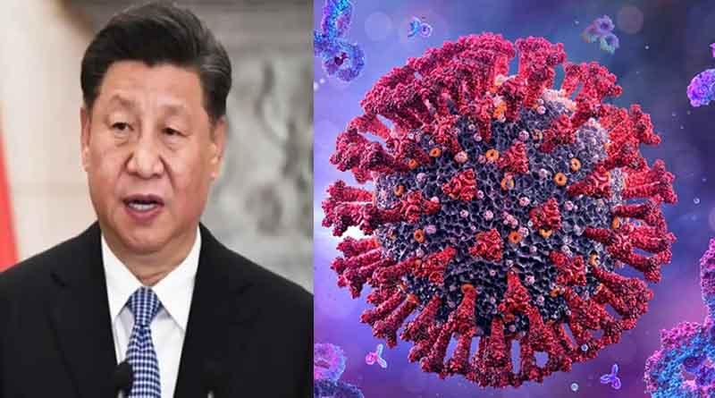 Xi jingping Corona viris