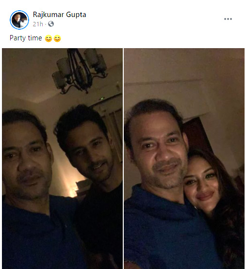 Viral Picture of Yash and Nusrat