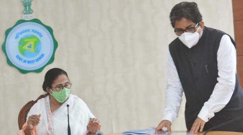 CM Mamata Banerjee avoids Alapan Bandopadhyay's issue and said 'chapter is closed' | Sangbad Pratidin