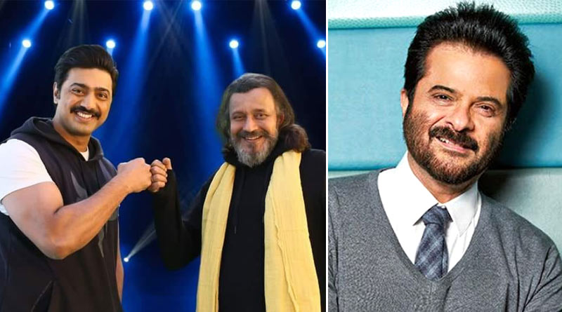 Anil Kapoor in Dance Dance Junior Season 2 special episode with dev and Mithun Chakraborty, see video | Sangbad Pratidin