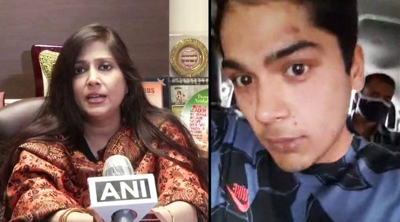 Baishali Dalmia's son attacked in Kolkata, complaint filed | Sangbad Pratidin