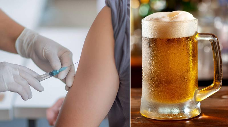Doctor convinced people to get Covid vaccine for free beer | Sangbad Pratidin