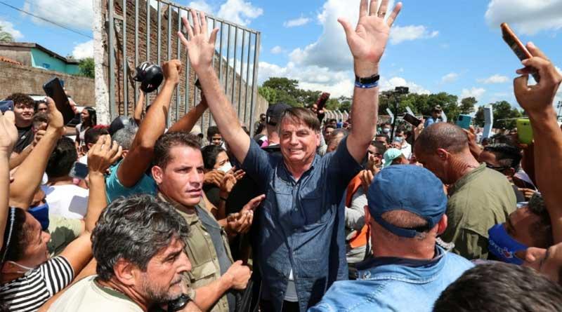 Brazil President Bolsonaro fined for violating Corona virus restrictions | Sangbad Pratidin