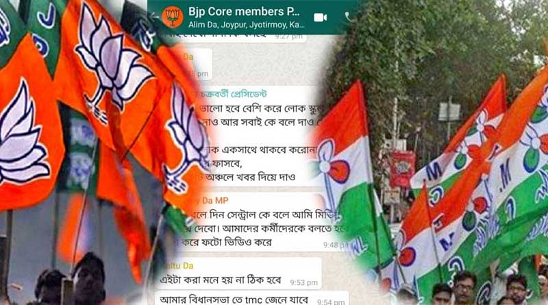 Police complain against Six BJP MLA, MPs in Purulia over chat row   Sangbad Pratidin