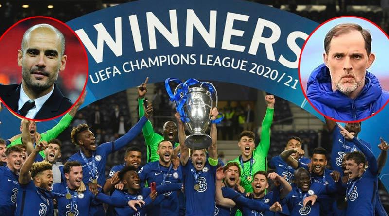 Chelsea beat Man City to win UEFA Champions League | Sangbad Pratidin