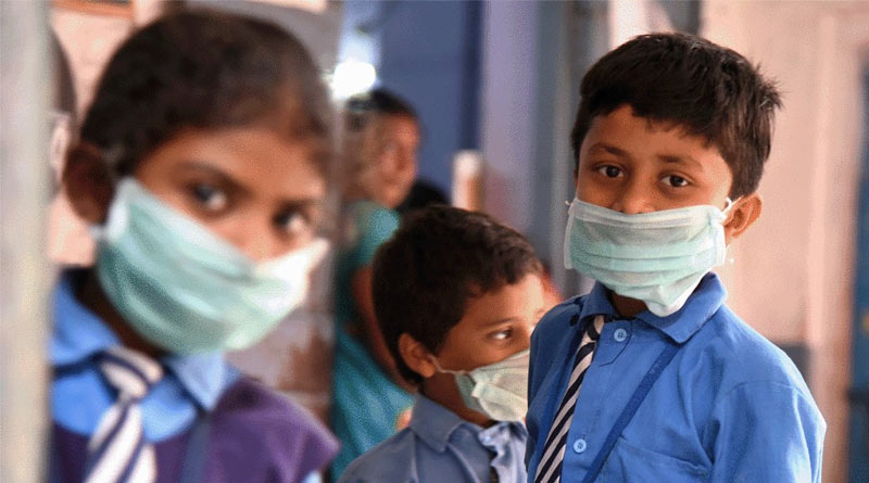 Over 20 children hospitalised after testing COVID positive in Puducherry | Sangbad Pratidin