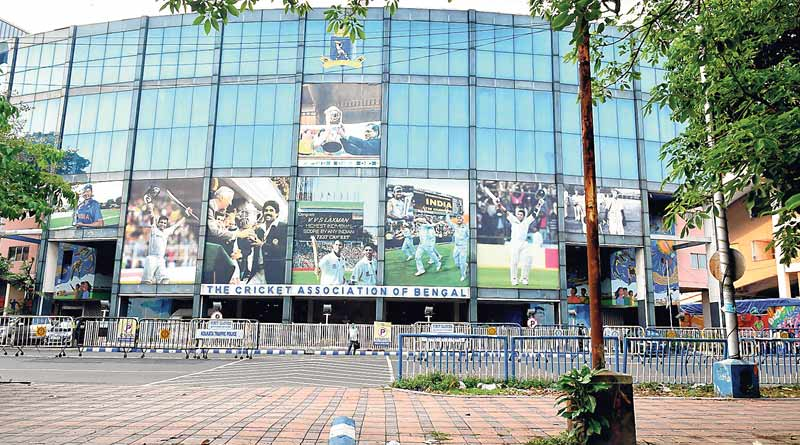 postponement of IPL 2021 Affects Eden Gardens as it was ready to host Matches | Sangbad Pratidin