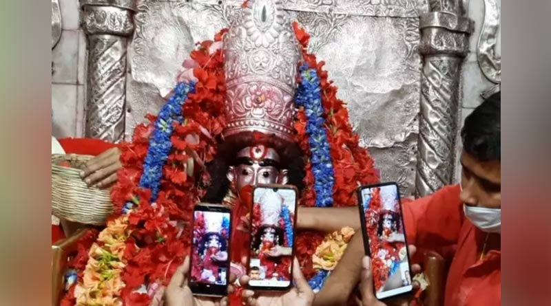 You can offer puja at Tarapith Temple on video call during partial Lockdown | Sangbad Pratidin