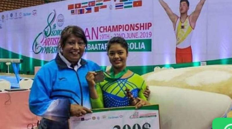 Minara Begum might not accompany Pranati Nayak in Tokyo Olympics | Sangbad Pratidin