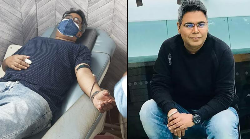 Comedian Mir donates blood to help thalassemia patient | Sangbad Pratidin