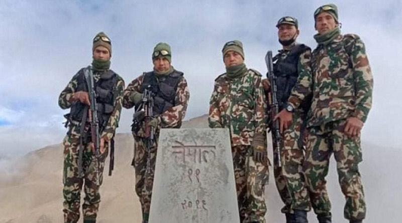 China Removes Pillars Demarcating Border, Nepal Sees Red: Report | Sangbad Pratidin