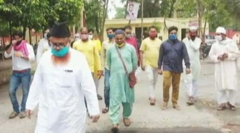 Mosque demolition In UP's Barabanki sparks debate| Sangbad Pratidin