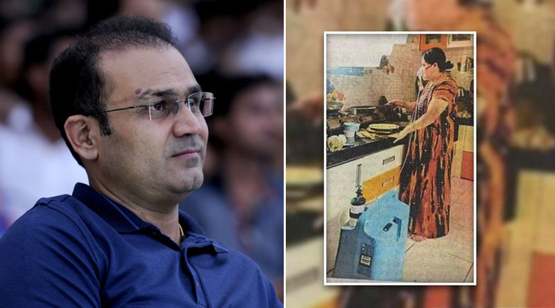 Former Indian opener Virender Sehwag To provide foods to COVID Patients   Sangbad Pratidin