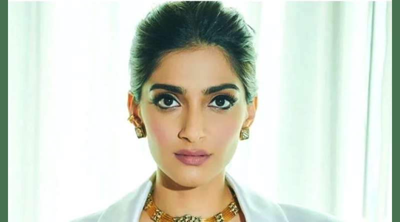 Here is what Sonam Kapoor did after someone asked how much she was paid for her Eid post | Sangbad Pratidin