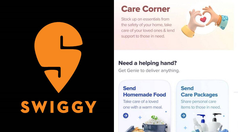 Swiggy adds new Care Corner amid corona pandemic | Sangbad Pratidin