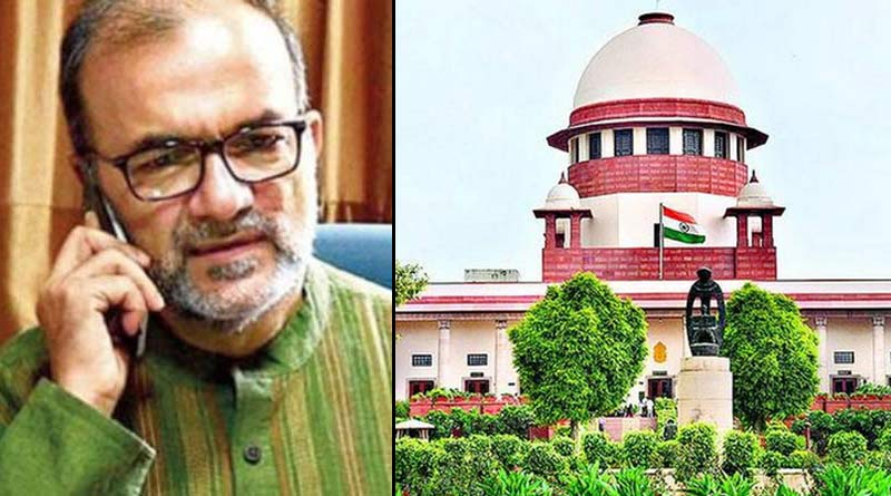 Bikash Ranjan Bhattacharya opposes the letter to the Supreme Court of Bar Council of West Bengal appealing to remove Chief justice of Calcutta HC | Sangbad Pratidin