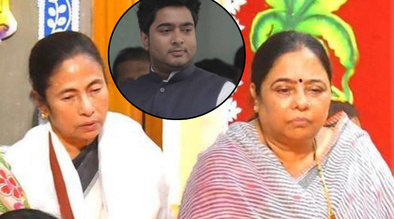 Abhishek Banerjee's mother admitted to SSKM hospital with chronic knee pain