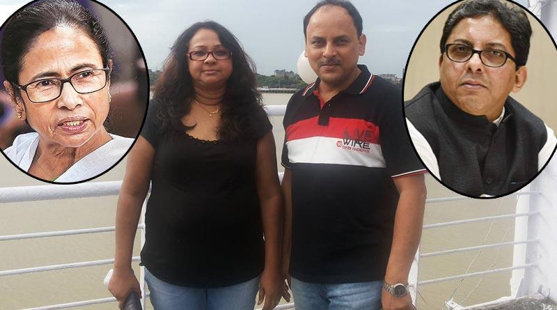 Adito Bandyopadhayay, wife of renouned joiurnalist Anjan Bandyopadhyay recruited as adviser of WBTDC   Sangbad Pratidin